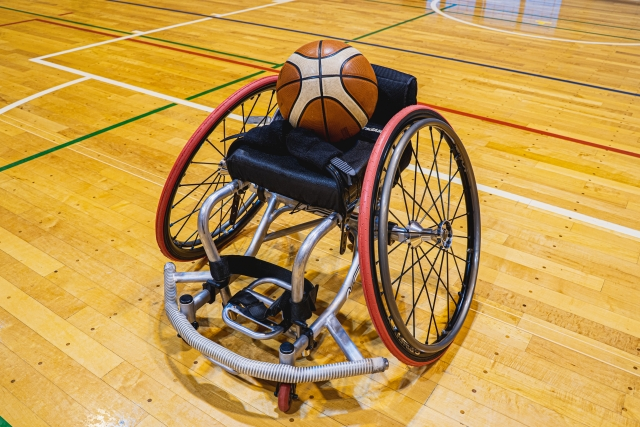 車椅子バスケ ルール 違い 持ち点 特徴